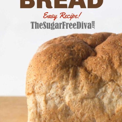 Low Carb Bread Machine Recipe