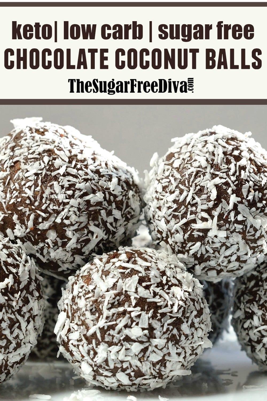 Low Carb Coconut Cocoa Balls