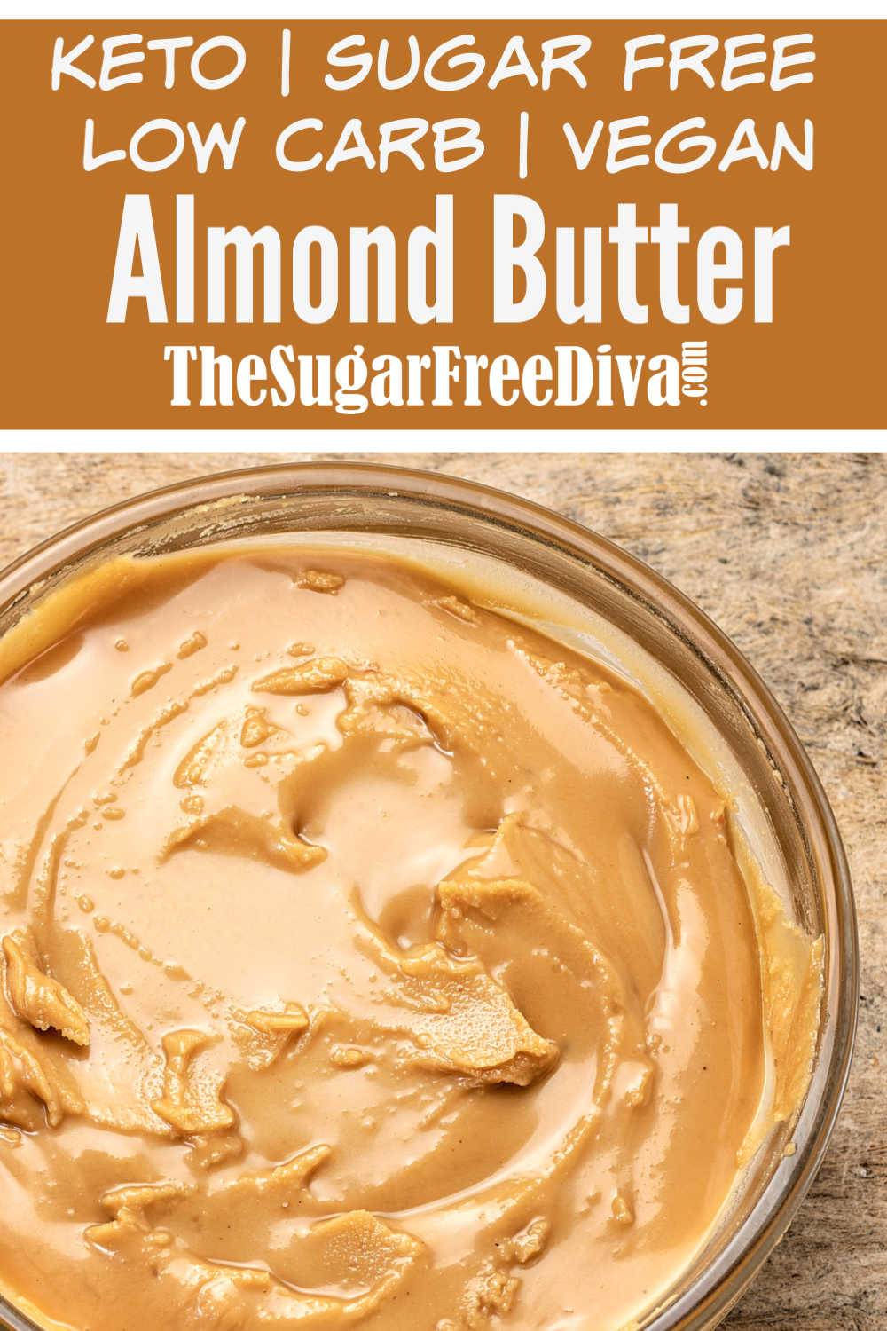 Sugar Free Almond Butter