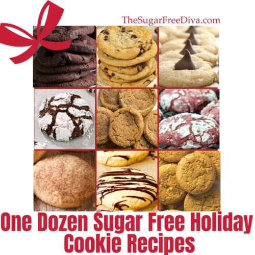 The Best Sugar Free Holiday Cookie Recipes!