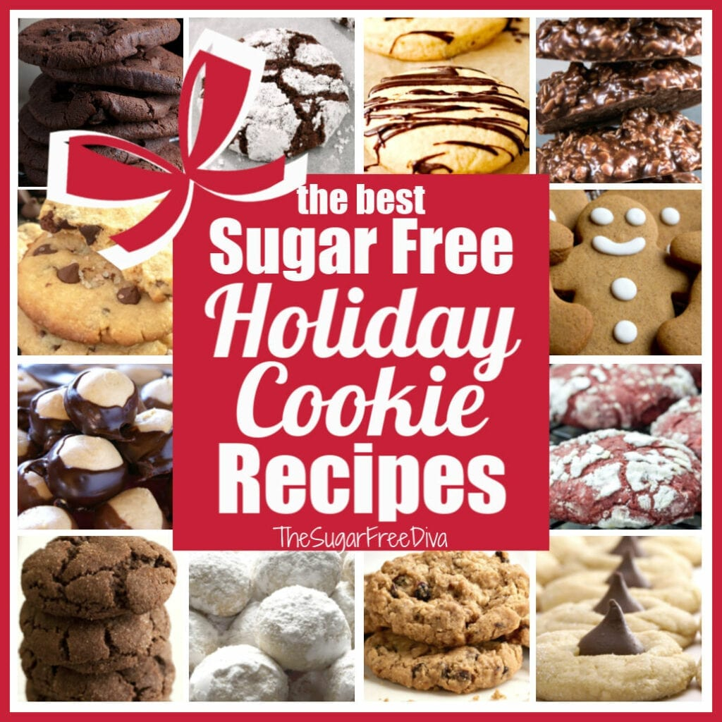 32 Sugar Free Holiday Cookie Recipes