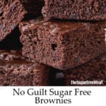 Guiltless Sugar Free Brownies