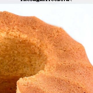 Sugar Free Cream Cheese Pound Cake