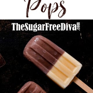 Sugar Free Double Pudding Pops