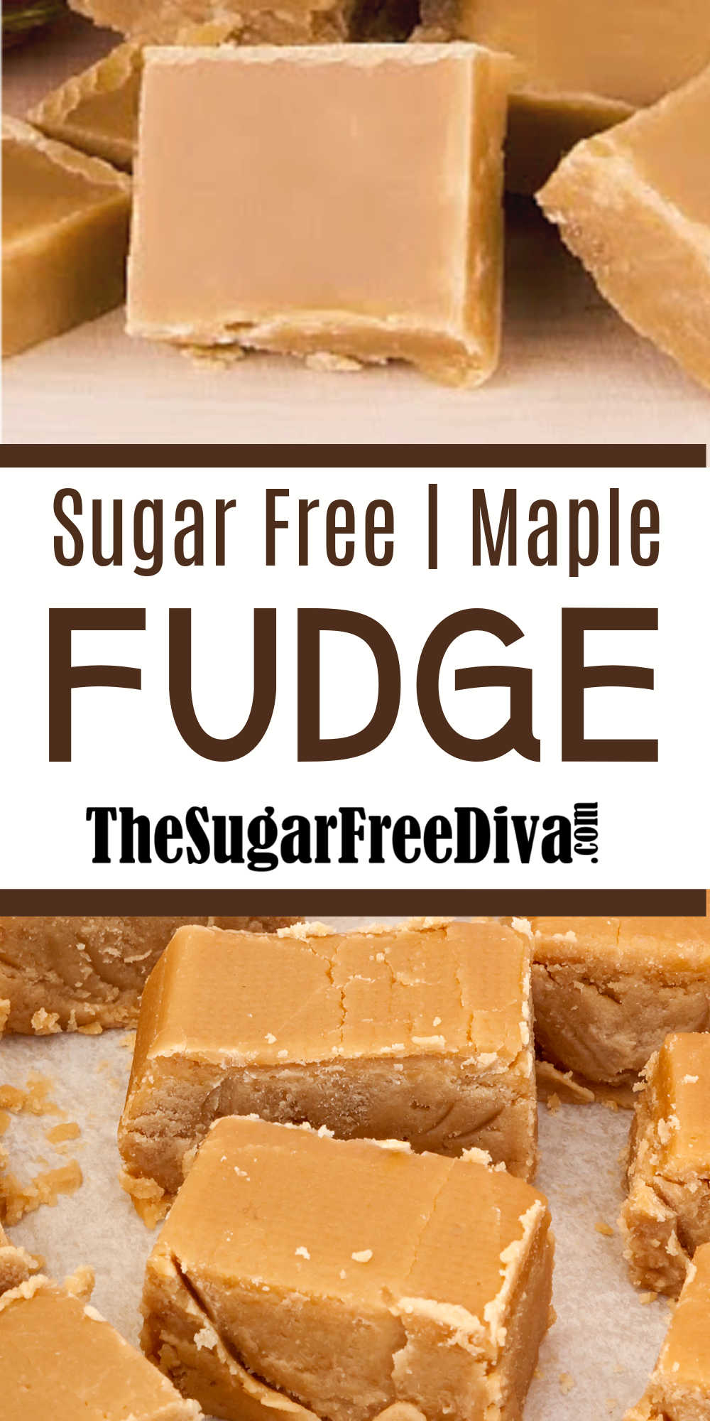 Sugar Free Maple Fudge
