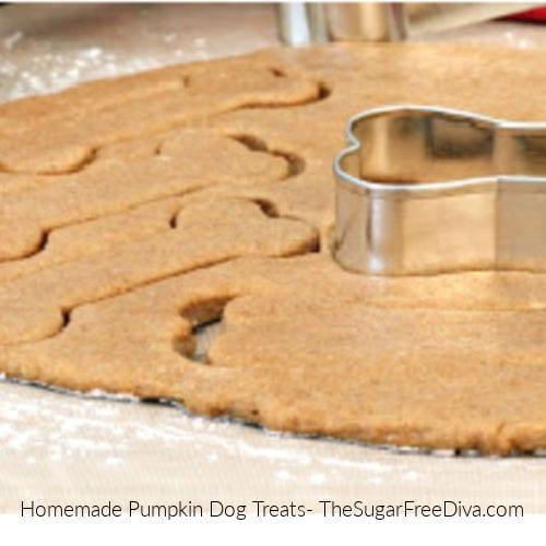dog bone homemade treat