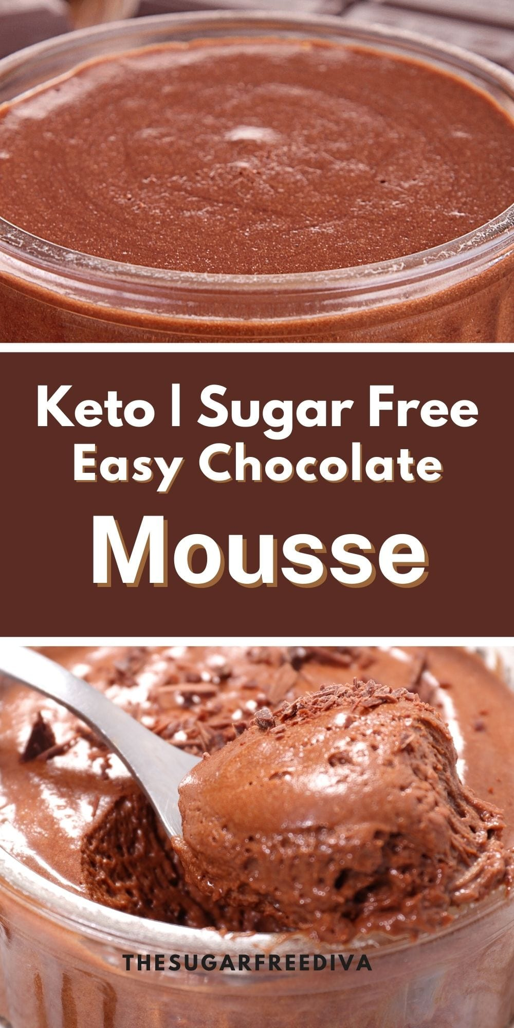 Easiest Keto Chocolate Mousse
