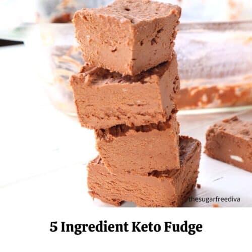Easiest Ever Keto Fudge Recipe