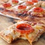 Keto Low Carb Sheet Pan Pizza