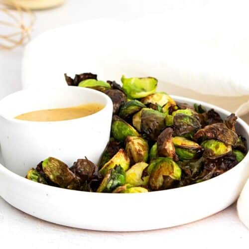 How to Air Fry Brussels Sprouts