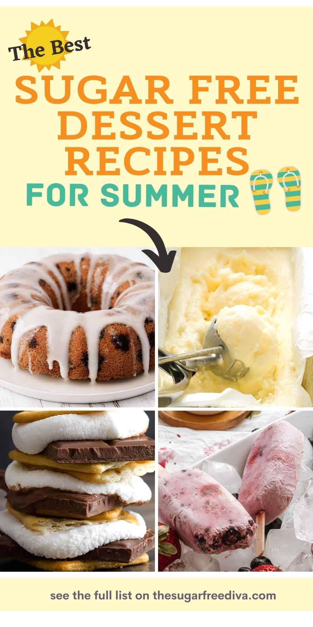 Sugar Free Dessert Recipes (1)
