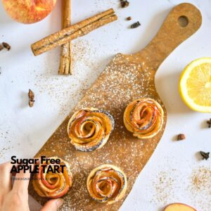 Sugar Free Apple Tarts