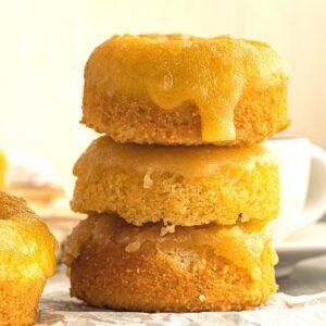 Sugar Free Low Carb Donuts