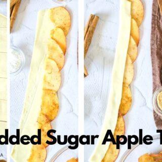 No Added Sugar Apple Tarts