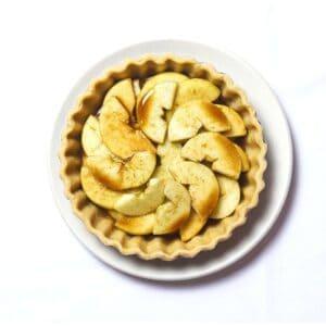 crust apple