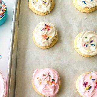 Sugar Free Lofthouse Cookies